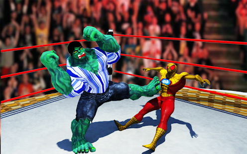 [Download Grand Superheroes Ring Battle for PC] Screenshot 15