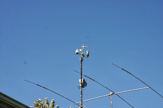 Photo: WB9OTX Weather Station
