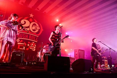 【迷迷歌單】 RUSH BALL 20th in 台灣ーBIGMAMA
