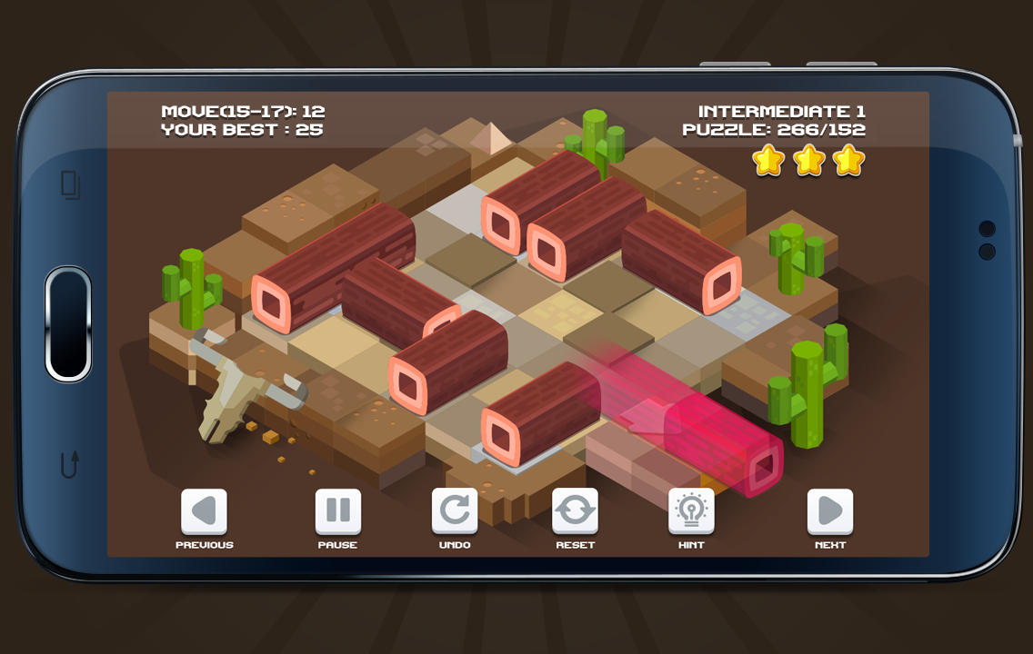 Magic Park: Unblock Isometric- screenshot