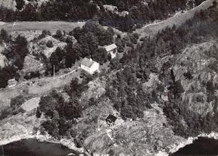 Photo: Fjebudalen aerial photo