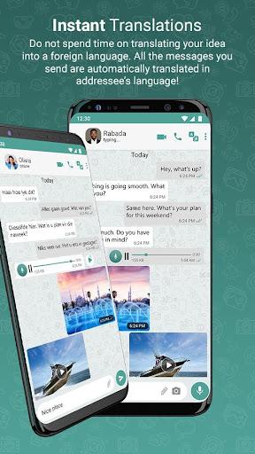 NEEO,Free IM & Chat Translator screenshot 3