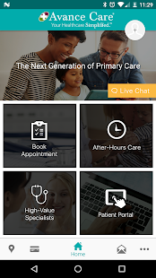 Avance Care Healthcare Simplified- screenshot thumbnail