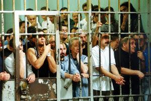 Sovraffollamento carceri in Italia