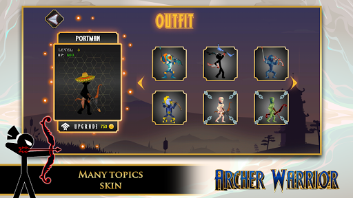The Archer Warrior android2mod screenshots 13