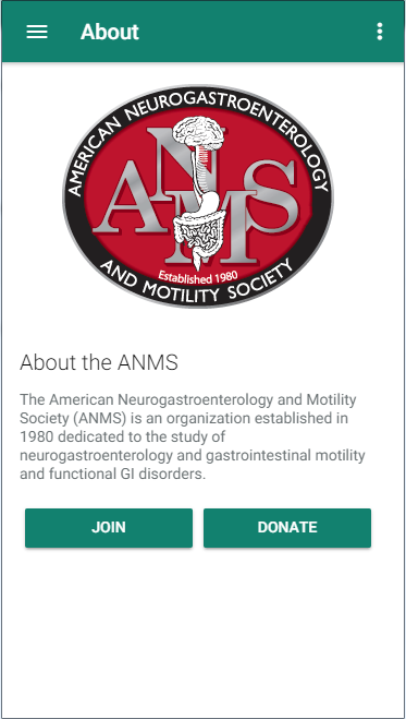 ANMS Mobile- screenshot