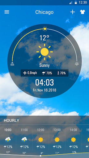 Live Weather Forecast App-Radar & Daily Report 15.6.0.45253_45600 app download 1