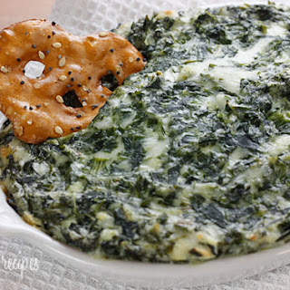 Hot Spinach Dip With Sour Cream Recipes