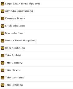 Kumpulan Lagu Batak Terbaik - náhled