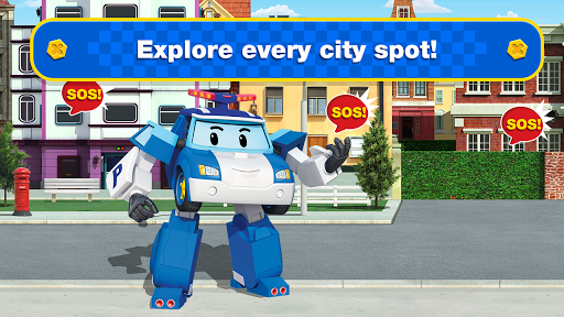 Robocar Poli: City Games 1.0 screenshots 3