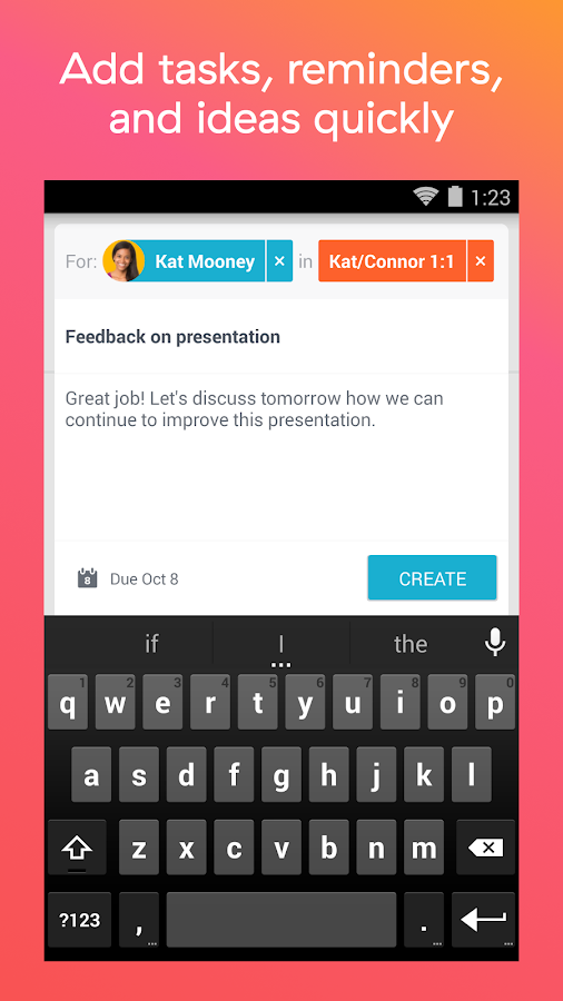 Asana- screenshot
