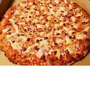 Extra Large Hawaiian Pizza