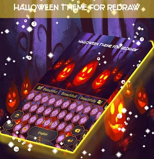 Halloween Theme for Redraw - náhled