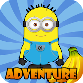 Banana Minion Adventure