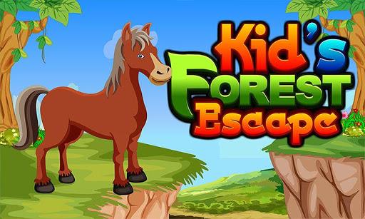 Kids Forest Escape