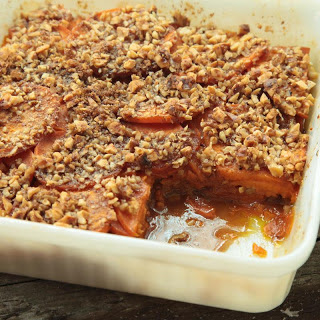 Sweet Potatoes Anna Casserole