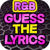 Guess The Lyrics R&B Quiz