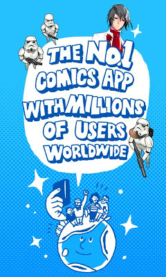 LINE WEBTOON - Free Comics - screenshot