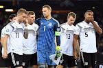 Un cadre allemand devra faire une croix sur les deux dernières rencontres qualificatives pour l'Euro