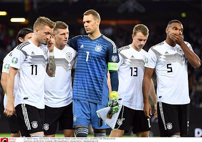 Unieke kans voor Duitsland om de rug te rechten