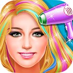 Hollywood Stylist - Hair Salon 1.1 Apk