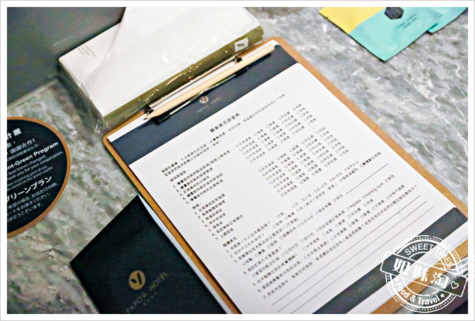 PAPO'A HOTEL 帕鉑舍旅標準雙人房5