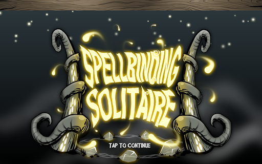 Spellbinding Solitaire