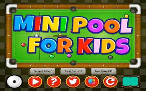 Mini Pool for Kids