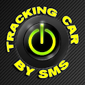 TRACKING THE CAR BY SMS icon