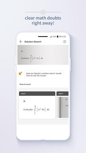 Qanda: Free Math Solutions screenshots 3