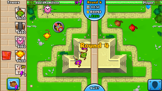 Bloons TD Battles Apk Download For Android and Iphone 7