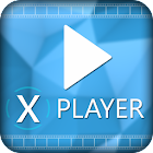 XXX Video Player - HD X Player icon