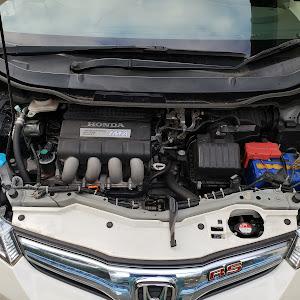 フィット GP4 ハイブリット RSのエンブレムのカスタム事例画像 みずむしたけさんの2018年10月27日22:37の投稿