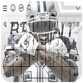 Dallas Cowboys Keyboard