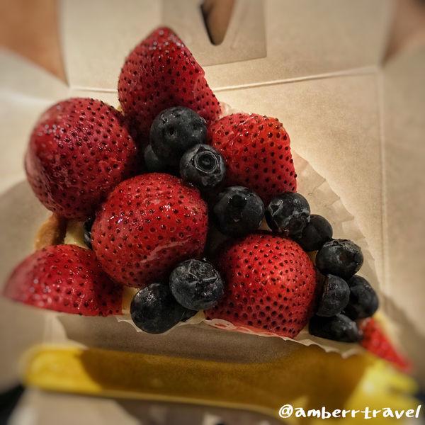 新鮮水果派加上美炸乾燥花甜點店 Bonnie Sugar森林店