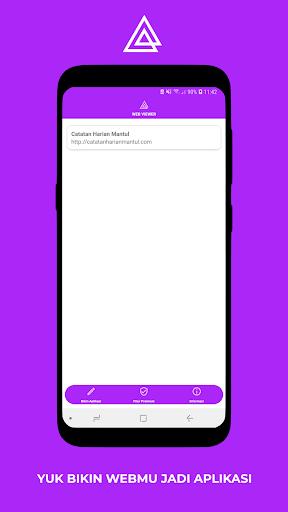 Bikin Aplikasi Web Viewer 6.0.8.1 gameplay   AndroidFC 1