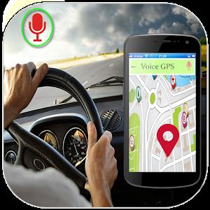GPS Voice Navigation - Voice GPS Driving Direction