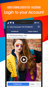 Video Downloader for Facebook 4