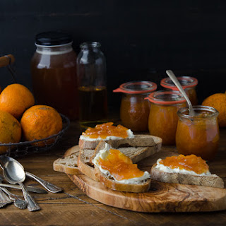 Honey Whiskey Marmalade