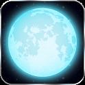 Moon Phases – Lunar Eclipse Calendar Widget icon