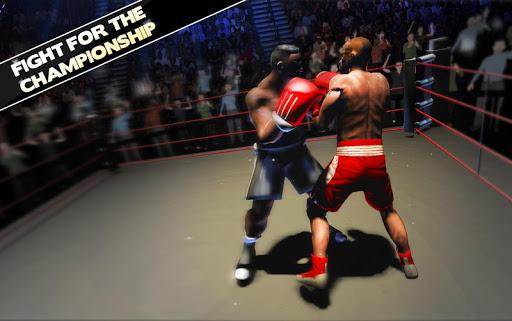 Boxing Games 2017 2.5 screenshots 1