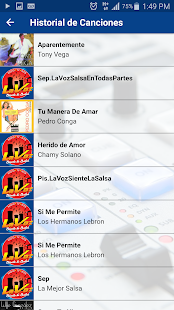 La Voz Salsa- screenshot thumbnail