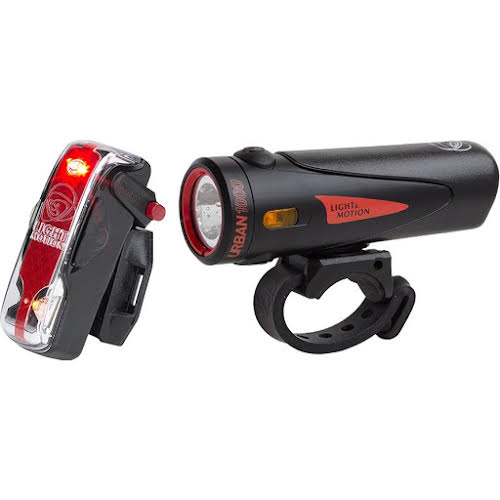 Light and Motion  Urban 1000 Trooper Vis 180 Pro Set