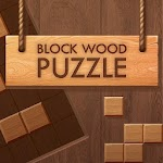 BLOCK WOOD PUZZLE icon