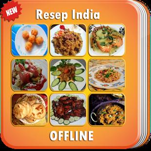 Resep Masakan India LENGKAP - náhled