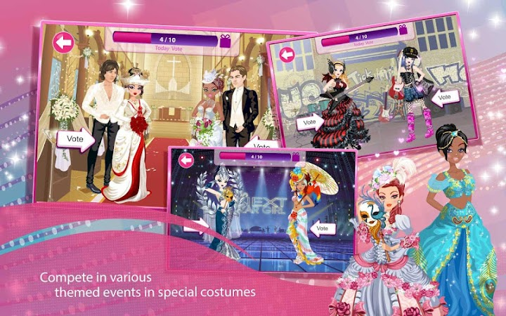 Star Girl: Princess Gala v4.0.5 [Mod]