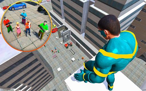 Light Speed Robot Doctor Hero - Rescue & Survival 2.4 Screenshots 4