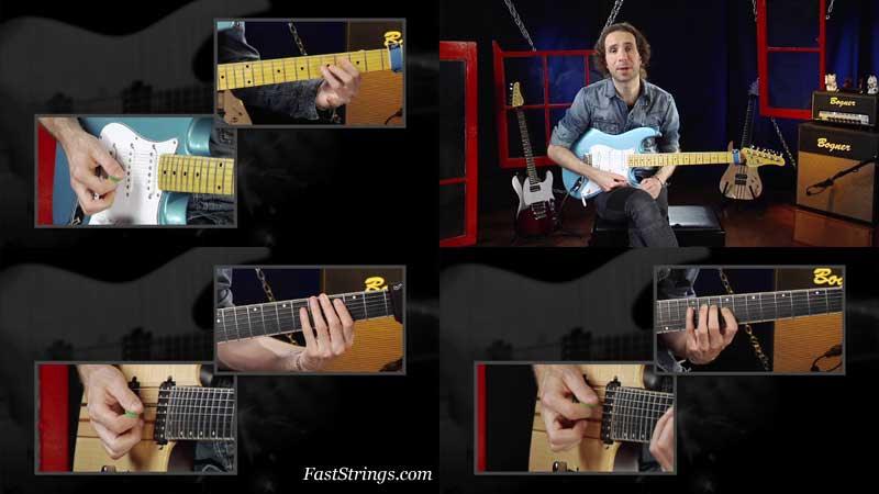 German Schauss - Speed Guitar