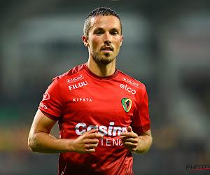 """Maxime D'Arpino réclame des renforts à Ostende : """"Il manque encore quelques joueurs"""""""