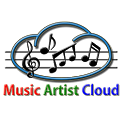 Music Artist Cloud App icon